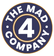 The Mad4 Company logo